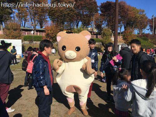 いちょう祭り キャラクター ムーちゃん