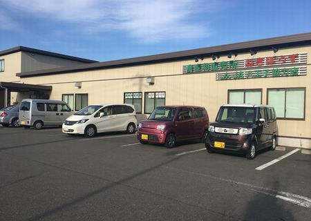 ねぎぼうず 駐車場