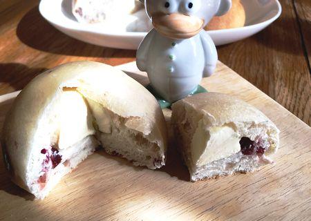 八王子寺田 88Bakery クランベリークリームチーズ