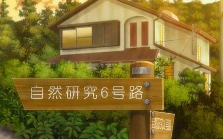 高尾山6号路 自然研究