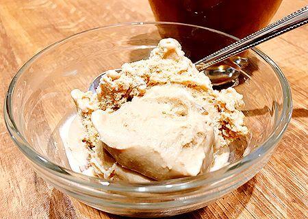 和風カレー専門店がじゅまるの杜 アイスクリーム