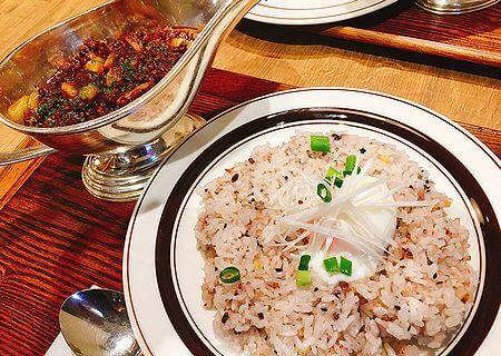 和風カレー専門店がじゅまるの杜 お豆のカレー