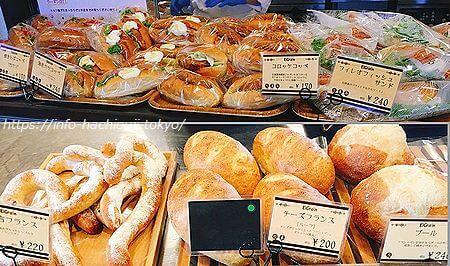 石窯パン工房アイグラン 日野市多摩平 フランスパン&サンド系