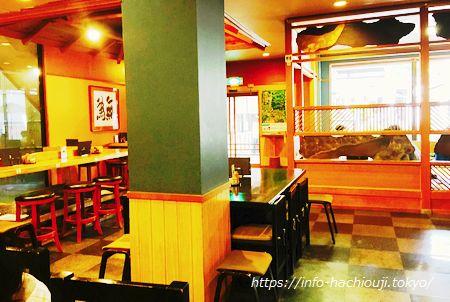 高尾山お蕎麦屋 栄茶屋 (2)