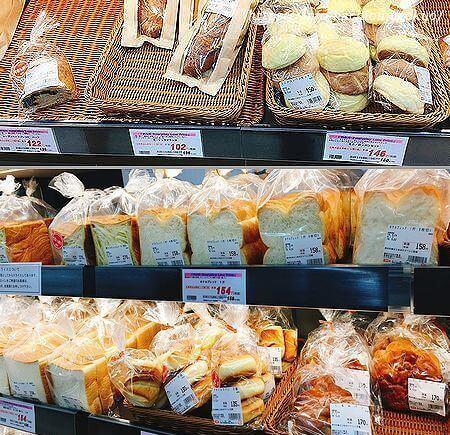 OKストア・パン屋さん 価格