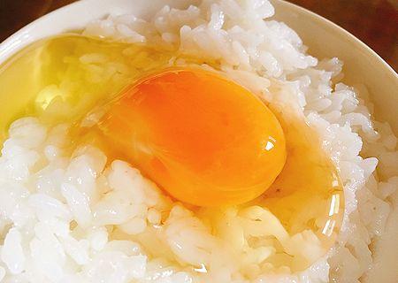相模原市田名おがわのたまご 卵かけご飯