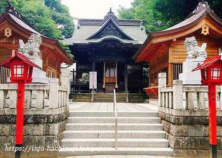 多賀神社 八王子 (1)