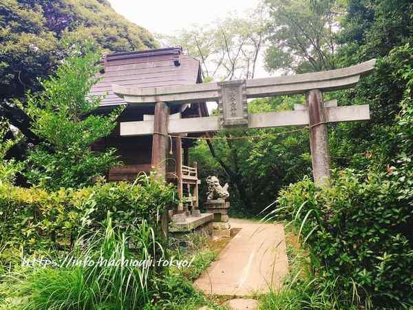 平山季重神社(平山城址公園)