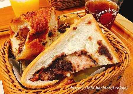ハートブレッド アンティーク|パン食べ放題モーニング (5)