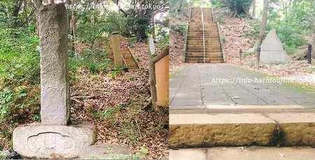 絹の道(八王子市鑓水) 大塚山公園