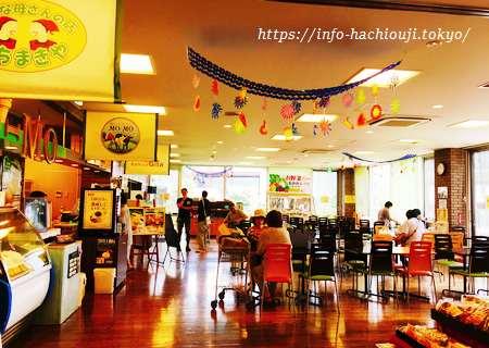 道の駅 八王子 滝山(東京) レストラン・飲食