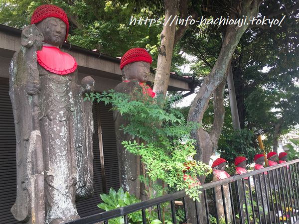 地蔵菩薩坐像(坂下地蔵) 日野市お地蔵様