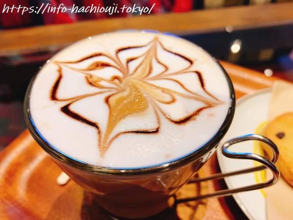 ランプコーヒー 八王子市のカフェ